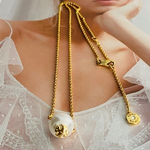 Tory Burch Golden necklace